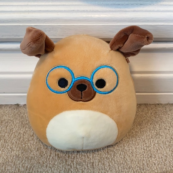 """Daryl the Dog Squishmallow 5"""""""